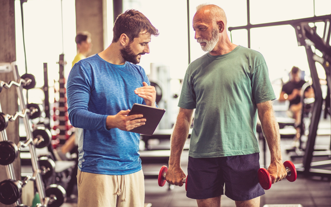 Finding a Job as a Personal Trainer