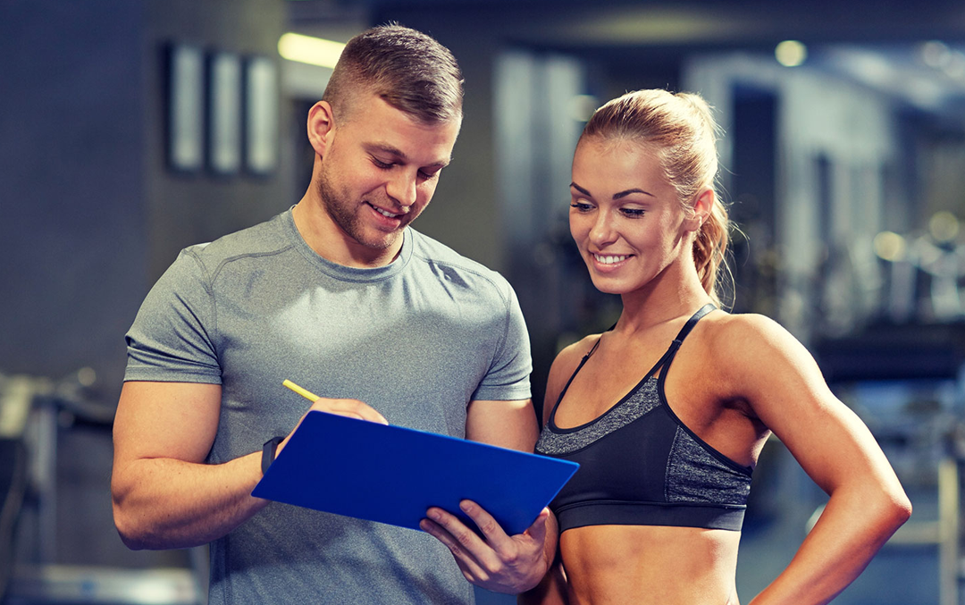 How to be a successful personal trainer.